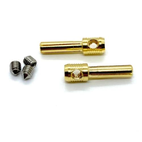 Solder-less 4mm Bullet Connector