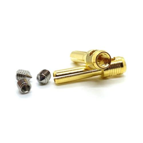 Solder-less 5mm Bullet Connector