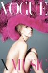 Vogue X Music Coffee Table Book