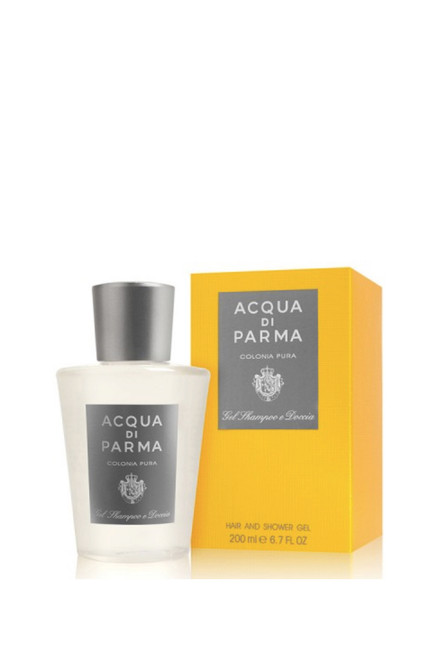 Colonia Pura Hair & Shower Gel 200ml