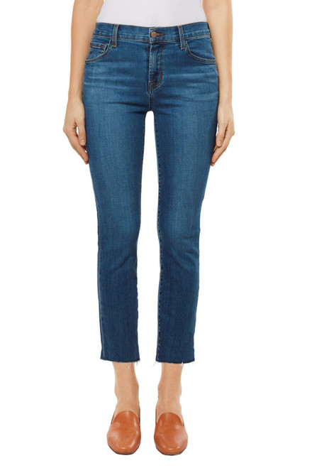 Ruby Slim Leg Midwash