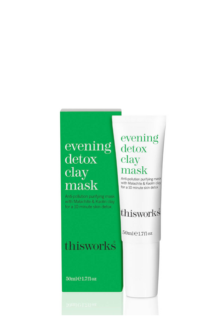 Evening Detox Clay Mask