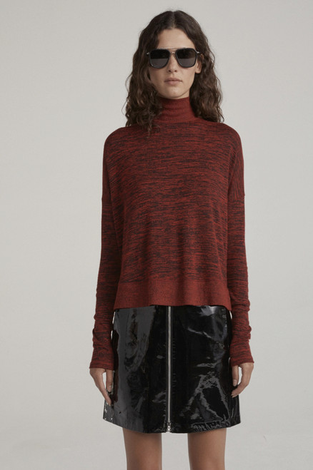 Bowery Knit Red