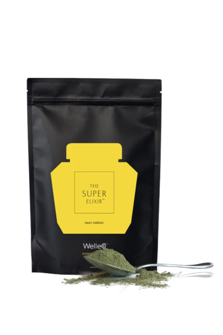 Super Elixir Greens - Lemon and Ginger 300g