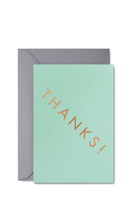 Thanks! | Greeting Card