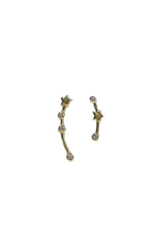 Galaxy Climber Earrings