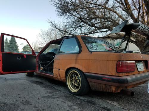 E30 V3 Coupe Door Panels (set of 2)