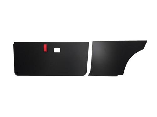 E30 V3 Coupe Door + Rear Quarters Panels (set of 4)