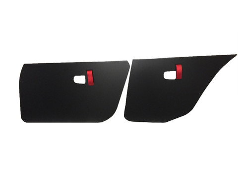 E36 Sedan Front + Rear Door Panels (set of 4)