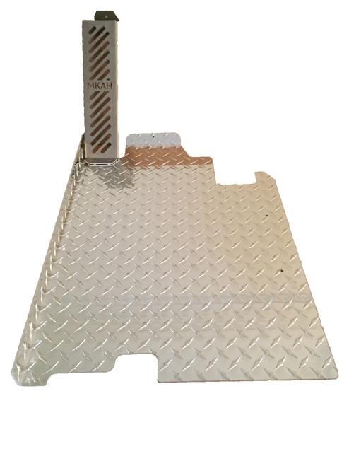 E36 Diamond Plate Floor Pans Sets Or Single Side Mkah