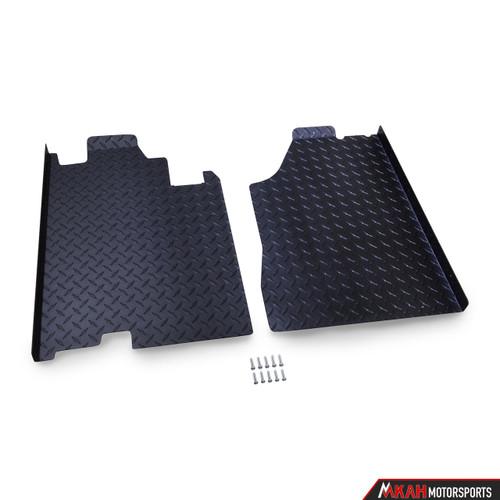 E36 Diamond Plate Floor Pans (Sets or Single Side)