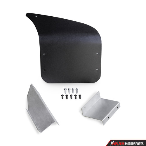 E36 Center A/C Vent Panel (with or without gauge cutouts)