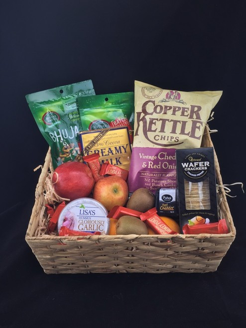The Kowhai Mixed Gift basket