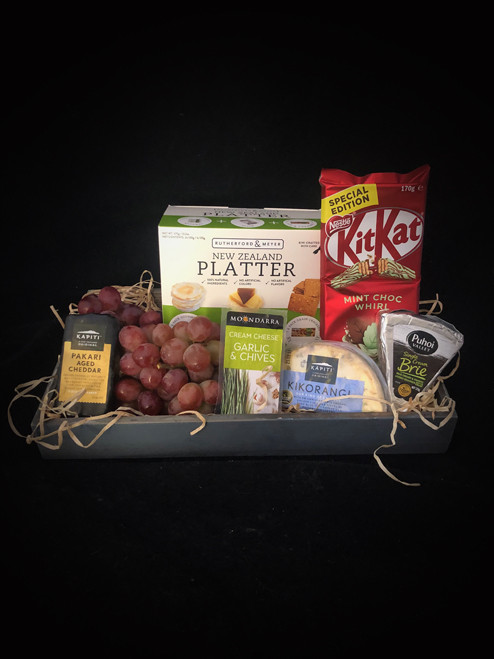 Cheese hamper great for 3-4 people