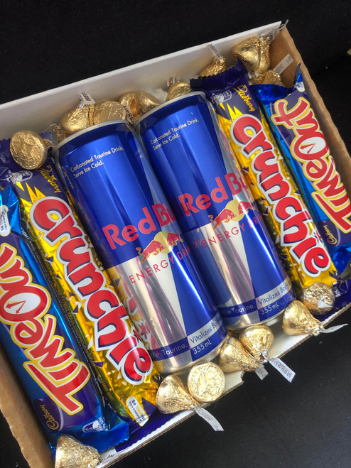 Energy boost gift box for delivery in Wellington