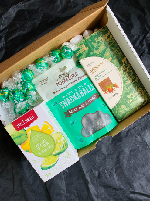 Green with envy gift box