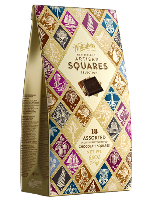 Whittakers Artisan Collection Chocolates