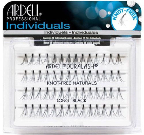 72a7ccd115f Ardell Individual Knot-Free Naturals Lash in Long Black
