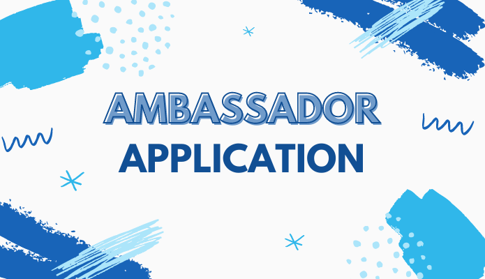 Ambassador Application