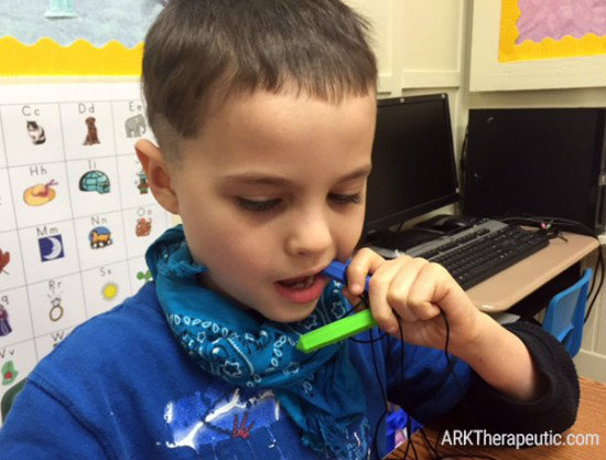 Why Does My Older Child Chew on Everything? - ARK Therapeutic