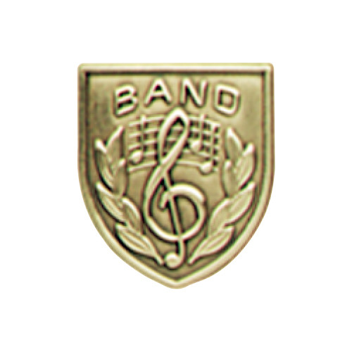 Medal Insert - Band (Gold)