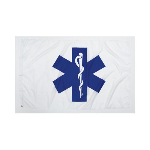 Star of Life Flag
