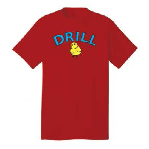 Drill Chick Tees
