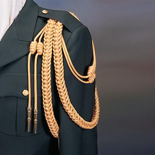 Aiguillettes: US Army Bandsman