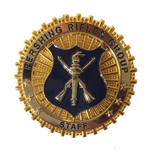 Pershing Rifles Group Staff Badge
