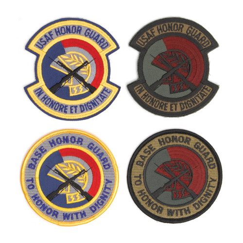 USAF Honor Guard Patches