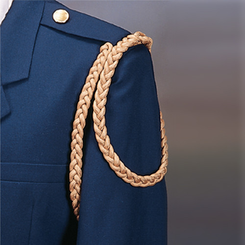 Double Circle Braided Cords: One Color
