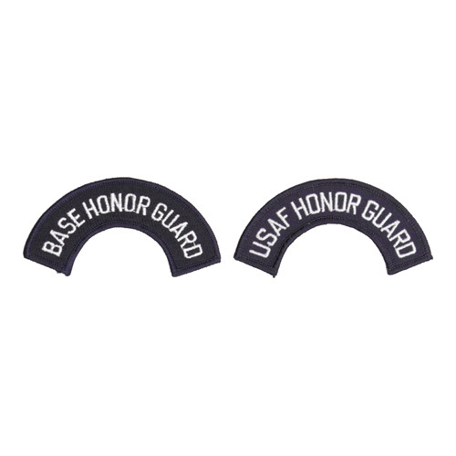 USAF Honor Guard Arc Tab