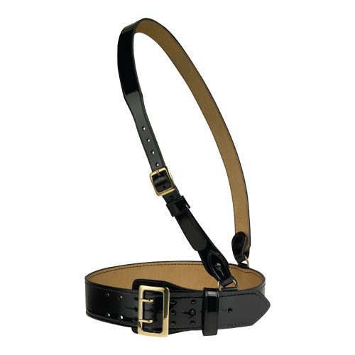 Sam Browne Belts with Right Shoulder Strap