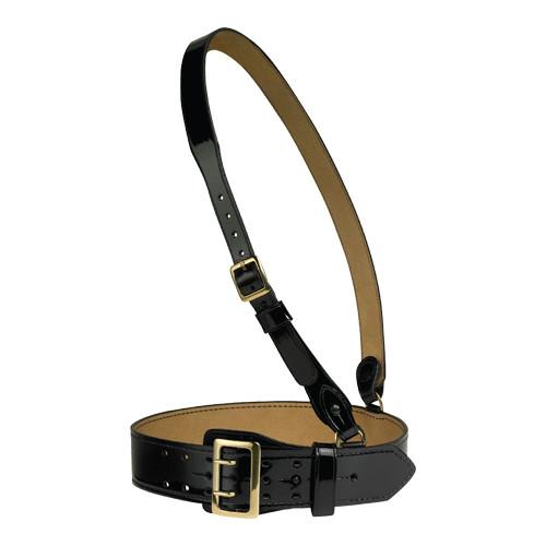Sam Browne Belts with Right Shoulder Strap (for left hand pistol / right hand saber)