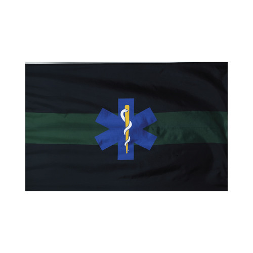EMS Memorial Flag