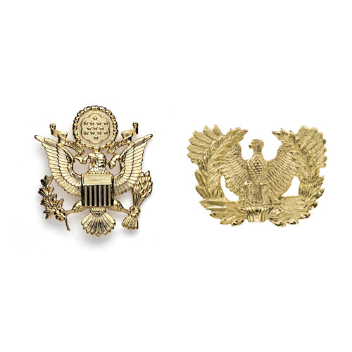 Army Officer Cap Insignia