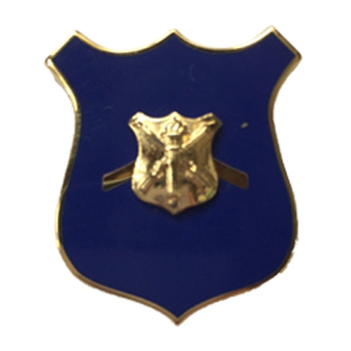 Pershing Rifles Rank Shields