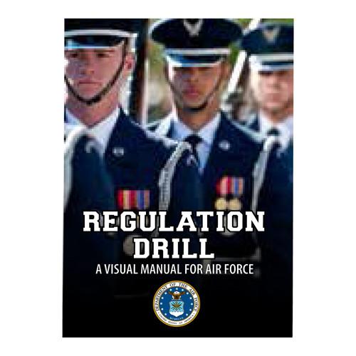 Regulation Drill DVD, Air Force