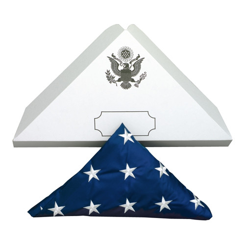 Flag Storage Box