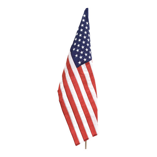 US Flags: Indoor & Parade Use, Bemberg Rayon