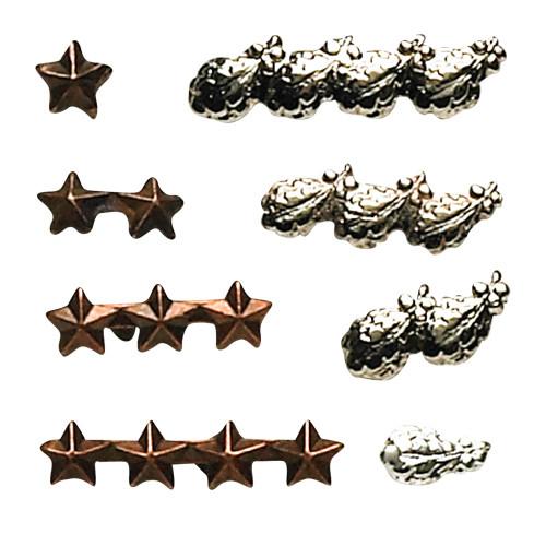 Ribbon Attachments: Bronze, Silver, or Gold