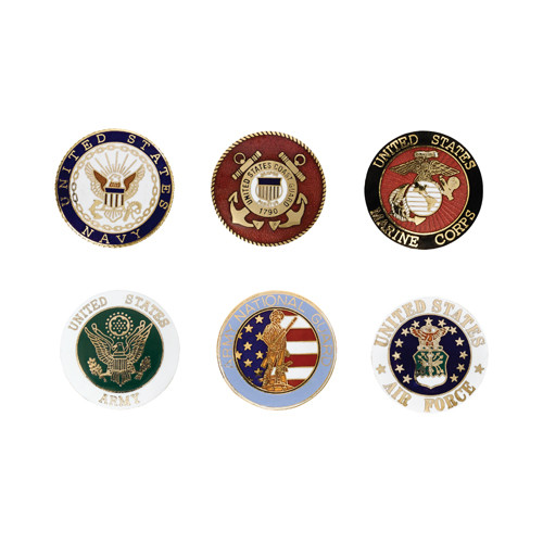 Military Hat Pins
