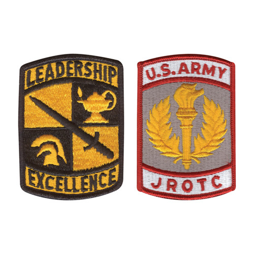 AROTC & AJROTC Patches/Crest