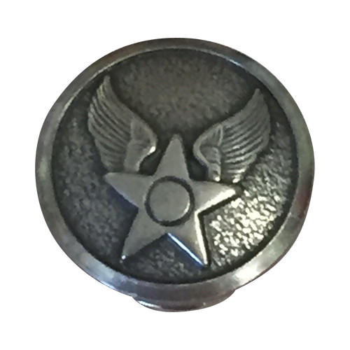 USAF Service Cap Replacement Button and Screw