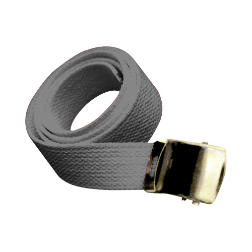 Cotton Web Waist Belts: Other Solid Colors (includes buckle)