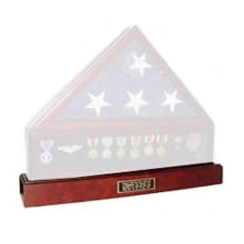 Pedestal Storage Base/Urn, Engraved