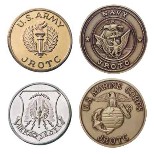 JROTC Challenge Coins