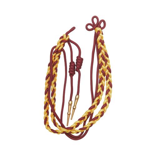Double Braid Citation Cords: Two-Color/Metallic