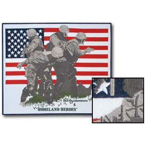 Homeland Heroes Patch
