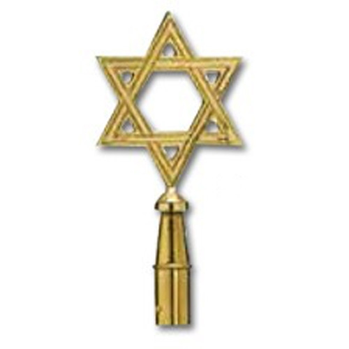 Star of David: Perfect-Fit Ornament